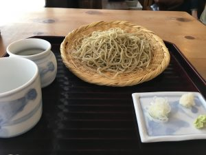 ogawa蕎麦切り2018夏10